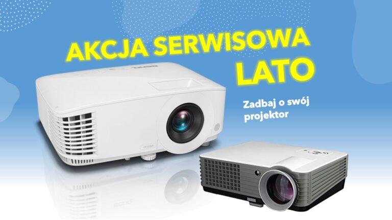 Serwis projektorów